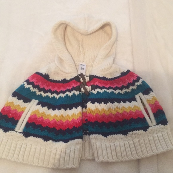 Old Navy Other - Old navy Poncho